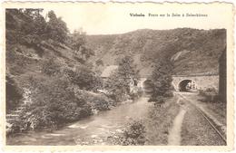 Vielsalm - Pont Sur La Salm à Salmchâteau - Vielsalm