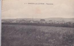 Cpa 95 Garges La Lutèce Panorama N° 2 - France
