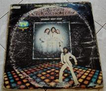 """LA FEBBRE DEL SABATO SERA - SATURDAY NIGHT FEVER (1977) - DOPPIO LP -12""""- VINILE - Musica Di Film"""