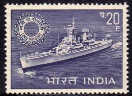 India 1968, Ship, Transport, Defence, Navy, Militaria  MNH **   (lot -  22 - 011) - India