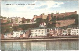 Namen / Namur - La Meuse Et La Citadelle - Namen