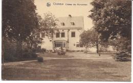 CHAINEUX (4650) Chateau Des Marronniers ( Pas Voyagé Mais Très Bon état ) - Herve