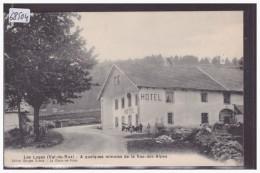 LES LOGES - HOTEL DE LA BALANCE - TB - NE Neuchâtel