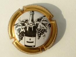 CAPSULES DE CHAMPAGNE -  N° 712g - Champagne