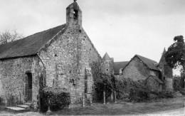 Manche - Blainville Sur Mer - La Chapelle De Gonneville Et Le Manoir - Blainville Sur Mer