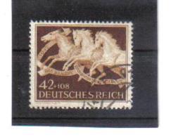 DEL1460 DEUTSCHES REICH 1942  MICHL 815  Used / Gestempelt Siehe ABBILDUNG - Deutschland