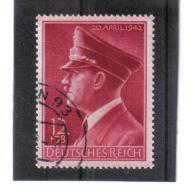DEL1459 DEUTSCHES REICH 1942  MICHL 813  Used / Gestempelt Siehe ABBILDUNG - Gebraucht
