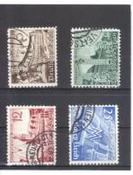 DEL1452 DEUTSCHES REICH 1940  MICHL  739/42  Used / Gestempelt Siehe ABBILDUNG - Deutschland