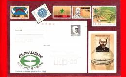 Cartolina Non Viaggiata - Esperanto - Postkarto - Francobolli - Espero - Esperanto