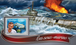 TOGO 2016 ** Submarines U-Boote Sous-marins S/S - OFFICIAL ISSUE - A1637