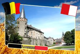 Postcard, Municipalities Of Belgium, Florennes, Walloon Region 23 - Carte Geografiche