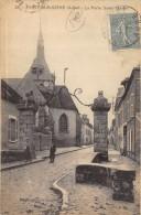 CPA 10 PONT SUR SEINE LA PORTE SAINT MARTIN 1921 - France