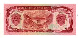Afghanistan - Banconota Da 100 Afghani - Nuova - (FDC764) - Afghanistan