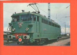 Chemin De Fer - Train- Locomotive Type BB 16.500 - Trains