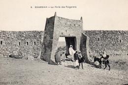 7912. LOT DE 3 CPA ALGERIE. GHARDAIA. - Ghardaïa