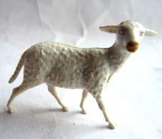 FIGURINE MARQUE INCONNUE  - ANIMAUX ANIMAL DE LA FERME - Mouton (3) Pas  Starlux, Clairet, Jim ? - Sonstige