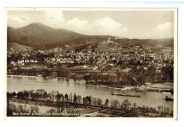 12994 Cpa   BAD HONNEF  Vom Rolandsbogen Aus Gesehen  Carte Photo 1939  , ACHAT DIRECT !! - Bad Honnef