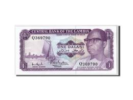 The Gambia, 1 Dalasi, 1971, KM:4g, NEUF - Gambie