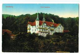 13012   Cpa  ILSENBURG   Hotel Waldhöhe - Ilsenburg