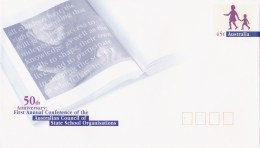 Australia 1997 Council Of State Schools Conference Mint Prestamped Envelope (PSE)