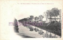 31 - TOULOUSE - Le Canal Latéral - Dos Vierge Précurseur - 2 Scans - Toulouse