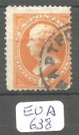 EUA Scott 163 # - Used Stamps