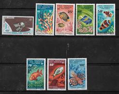 Cote De Somalis  PA  De 1966  N°48 A 55  Neuf * Tres Petite Trace De Charnière (cote 95€) - Nuovi