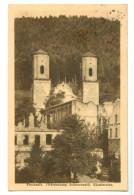 13028 Cpa  FRAUENALB  ( Würtemberg ) Klosterruine 1924 - Bad Herrenalb
