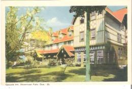 Cascade Inn, Shawinigan Falls, Quebec. - 25. - Quebec