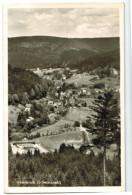13036  Cpa  HERRENALB  ; Gesamtansicht  !! Carte Photo 1954 - Bad Herrenalb