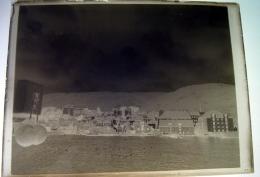 Spitzberg ? Norvège ( Lieu à Confirmer  ) Négatif De Photo Ancienne Sur Plaque De Verre 9X12cm Bien Lire Descriptif - Glasdias