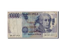 Italie, 10,000 Lire, 1984, KM:112a, 1984-09-03, B - [ 2] 1946-… : République