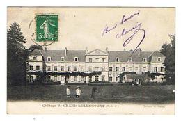 CPA 62 GRAND RULLECOURT Chateau - France