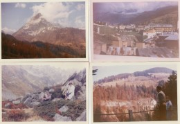 PHOTO 373 - 33 Photos Originales 12,5 X 9 - SAVOIE & HAUTE SAVOIE - CHAMONIX MONT BLANC ?? - Lugares