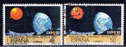 E+ Spanien 1987 Mik 2759 2809 Erde - 1931-Heute: 2. Rep. - ... Juan Carlos I