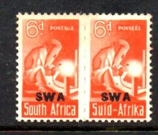 T90 - SOUTH WEST AFRICA  , Gibbons N. 128  ***  MNH. Gomma Scura - Africa Del Sud-Ovest (1923-1990)