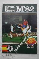 Collectible Football Spain 1982 FIFA World Cup Naranjito Mascot - Comic Book - Football In Action - Libros