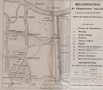 Inventaire Après Décès De Adrien De Zélandres,cultivateur,maraîcher Et Vigneron à Amiens De 14..à 1517.par Oct.Thorel. - Picardie - Nord-Pas-de-Calais