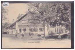 FERME DES OEILLONS - TB - NE Neuchâtel