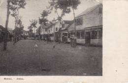 Maroni - Albina - Tampon Hopitaux Guyane Française - Saint Laurent Du Maroni