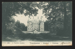 +++ CPA - KRUISHOUTEM - CRUYSHAUTEM - Château - Kasteel - D.V.D.11382  // - Kruishoutem