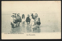 +++ CPA - MIDDELKERKE - La Farandole - Enfants - Jeux - D.V.D. 9322  // - Middelkerke