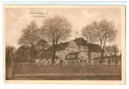 13041 Cpa  SPREMBERG Im Lausitz  : Wilhelmstal 1918 - Spremberg