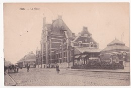 Ath:  La Gare. - Ath