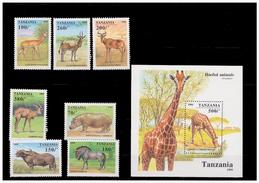 Tanzanie Thème Animaux