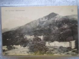 BOCOGNANO - Ajaccio