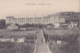 "MONTE CARLO  BEAUSOLEIL   ""HÔTEL RIVIERA PALACE"". - Monte-Carlo"