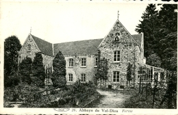 Mons - 26. Abbaye Du Val-Dieu   Ferme  (Ghlin) - Aubel