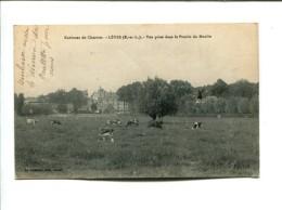 CP - Leves  (28) Vue  Prise De La Prairie Du Moulin - Lèves
