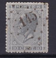 N° 17 LP 145 GENAPPE NIPA  + 300 - 1865-1866 Linksprofil